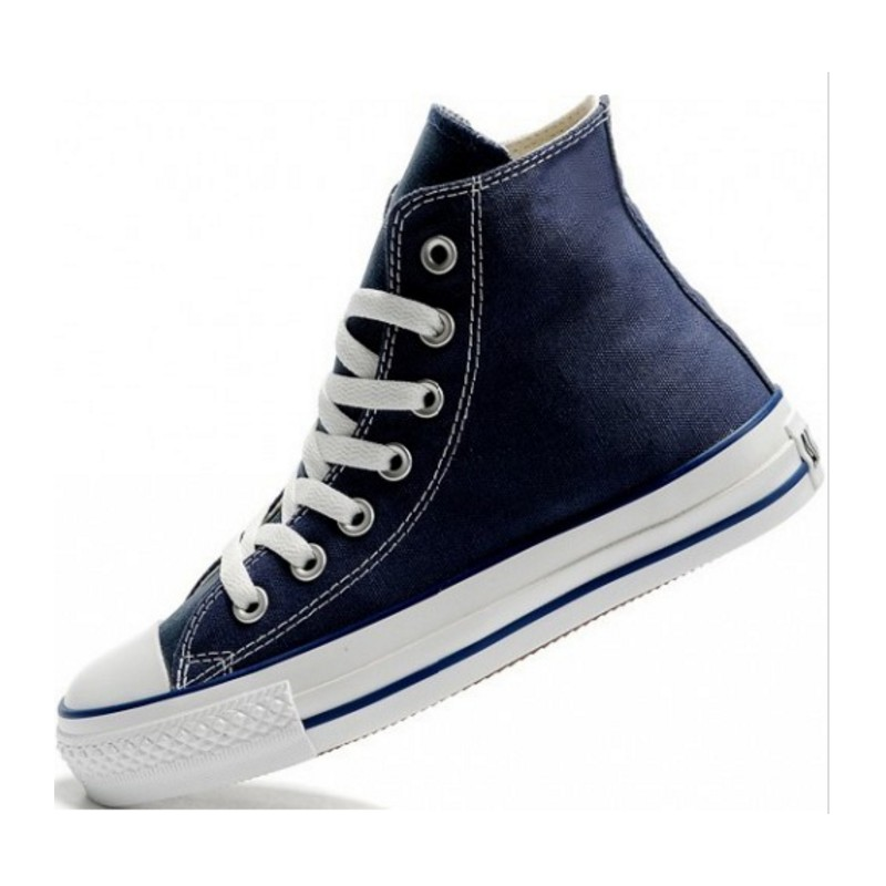 zapatillas converse all star azul marino