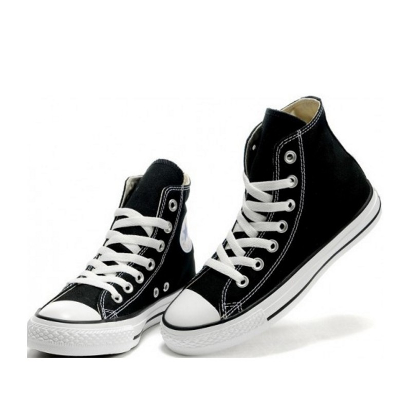 zapatillas converse all star negras