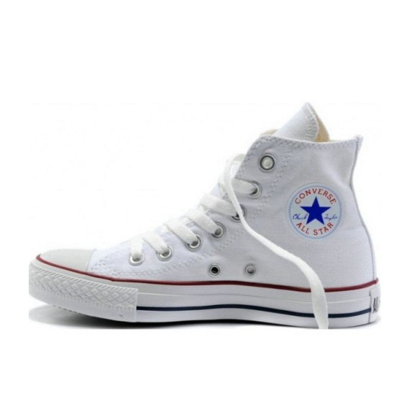 converse all star blancas altas