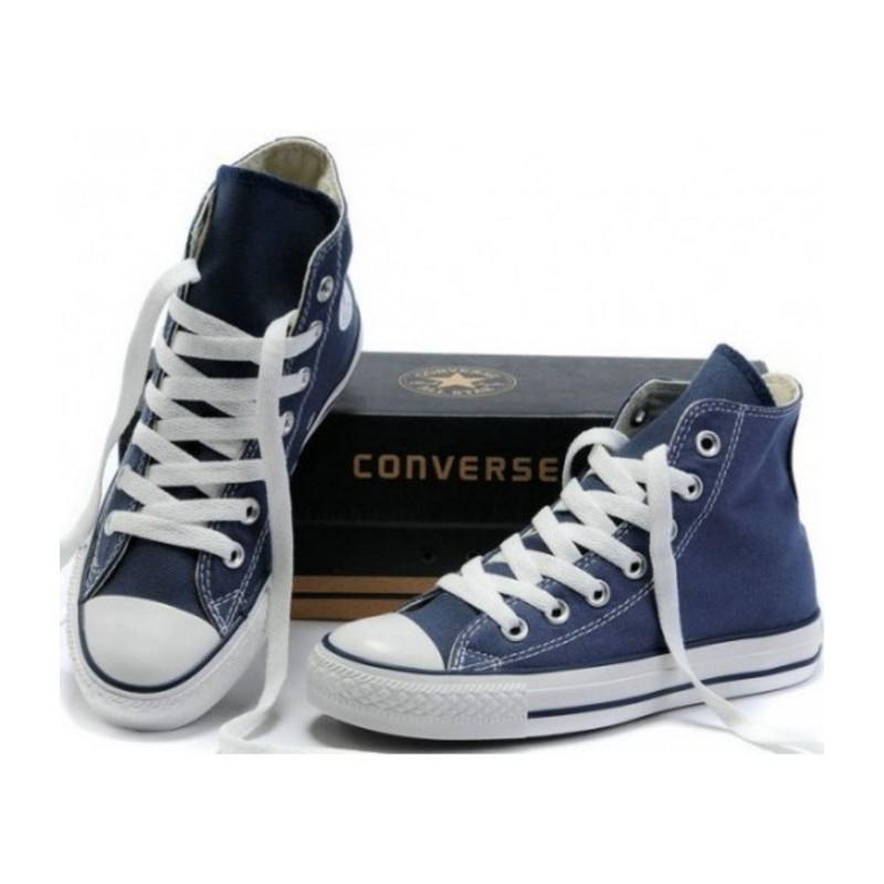 converse all star azules
