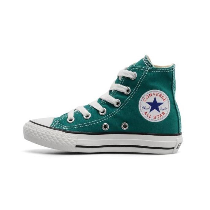 converse all star verdes