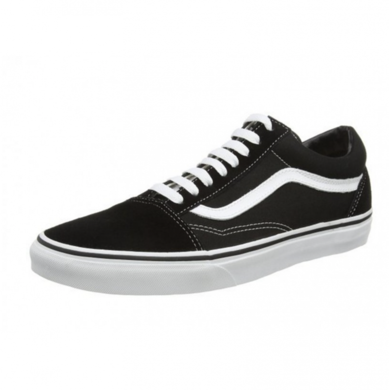 vans old skool negras