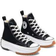 converse run star hike high baratas
