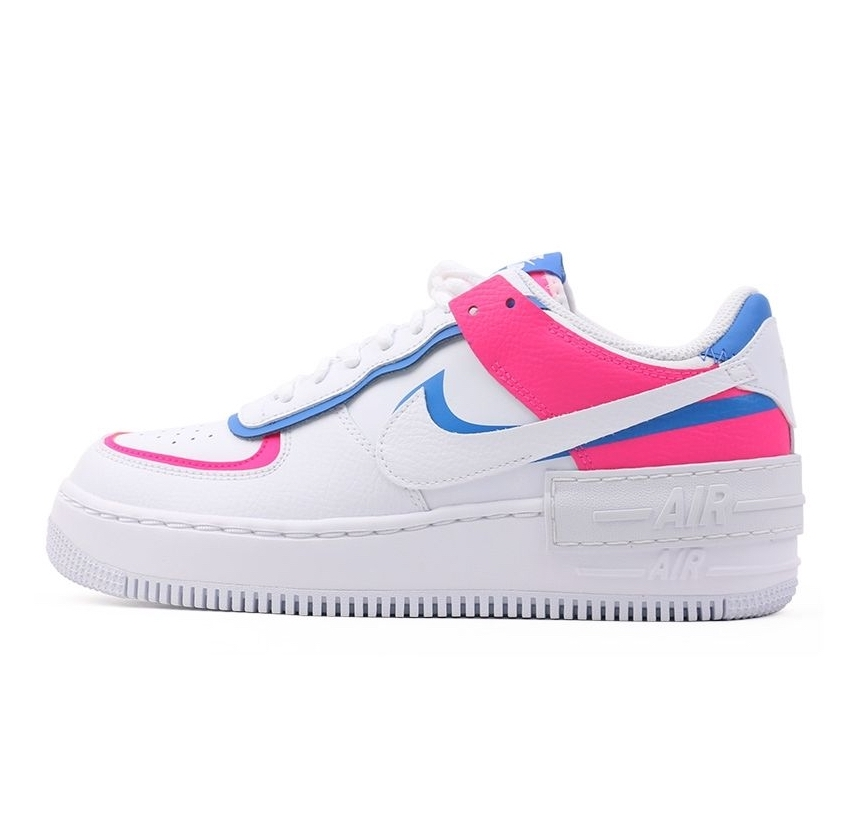 air force 1 rosas y blancas