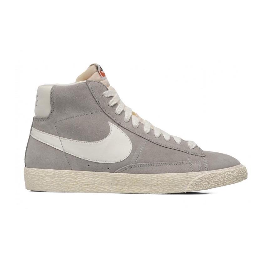 Hacia coreano Intento  Nike Air Blazer Mid Grises al mejor precio - Selective Shop
